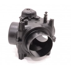 Adapter Y-shape for air pipe 60mm